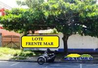 LOTE FRENTE PARA O MAR, COM TODA INFRAESTRUTURA, SEGURANÇA, REDE...