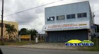 AMPLO GALPÃO COM 250m2 COM 02 WCS SOCIAIS, 04 PORTAS DE ACESSO,...