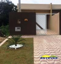 CASA TÉRREA NOVA, ACEITA FINANCIAMENTO. 02 dormitórios (01 suíte),...
