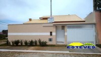 CASA TÉRREA, NOVA, COM PISCINA.                03 dormitórios...